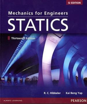 Cover of Mechanics for Engineers Statics Si Editon 13e / Mechanics for Engineers Dynamics SI Edition 13e / Mechanics for Engineers:Statics SI Study Pack / Mechanics for Engineers