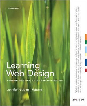 Cover of Learning Web Design