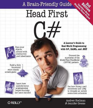 Cover of Head First C#