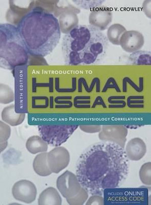 Cover of An Introduction to Human Disease: Pathology and Pathophysiology Correlations