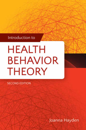 Cover of Introduction to Health Behavior Theory