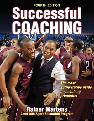 Cover of Successful Coaching