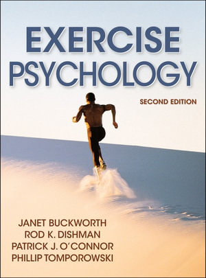 Cover of Exercise Psychology