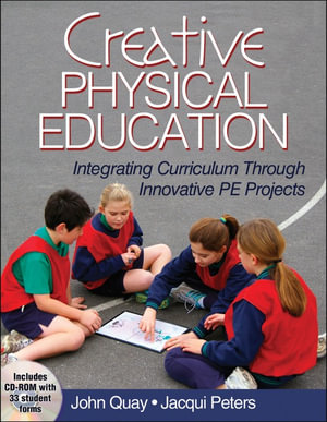 Cover of Creative Physical Education