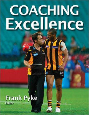 Cover of Coaching Excellence