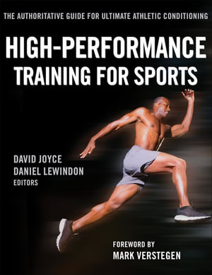 Cover of High-Performance Training for Sports