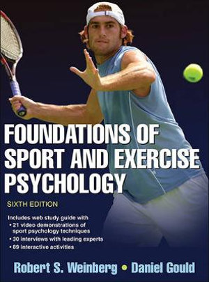 Cover of Foundations of Sport and Exercise Psychology, 6E