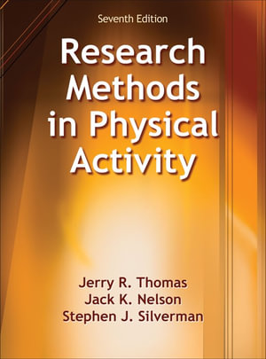 Cover of Research Methods in Physical Activity, 7E