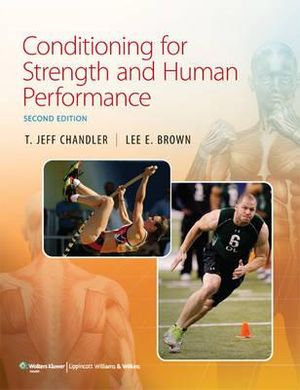 Cover of Conditioning for Strength and Human Performance