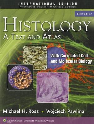 Cover of Histology