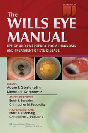 Cover of The Wills Eye Manual