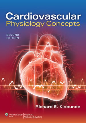 Cover of Cardiovascular Physiology Concepts