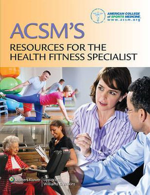 Cover of ACSM's Resources for the Health Fitness Specialist