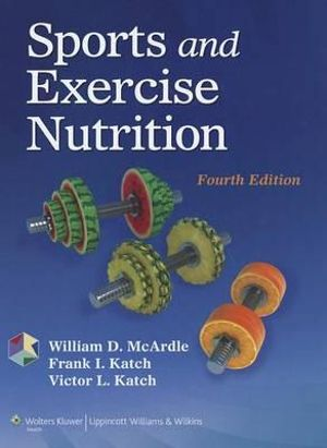 Cover of Sports and Exercise Nutrition Cb
