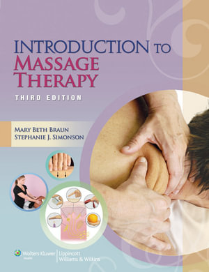 Cover of Introduction to Massage Therapy