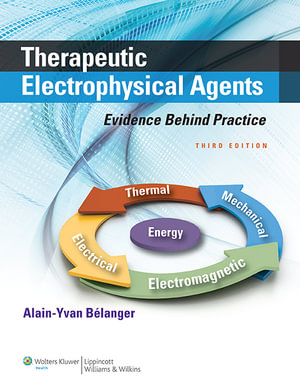 Cover of Therapeutic Electrophysical Agents