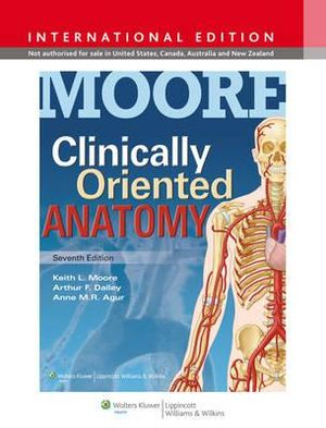 Cover of Clinically Oriented Anatomy