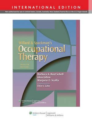 Cover of Willard & Spackman's Occupational Therapy