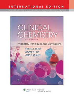 Cover of Clinical Chemistry