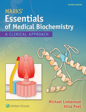 Cover of Marks' Essentials of Medical Biochemistry