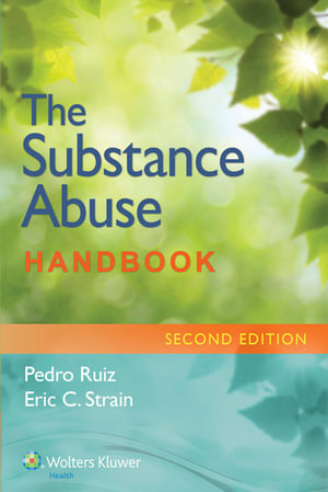Cover of The Substance Abuse Handbook