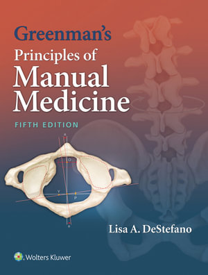 Cover of Greenman's Principles of Manual Medicine
