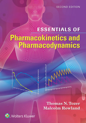 Cover of Essentials of Pharmacokinetics and Pharmacodynamics