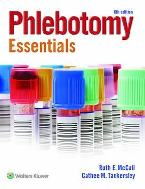 Cover of Phlebotomy Essentials