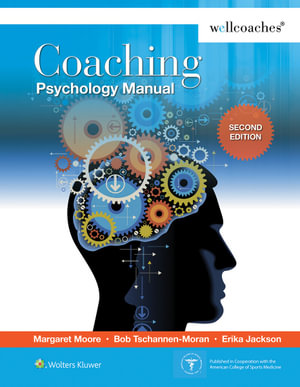 Cover of Coaching Psychology Manual