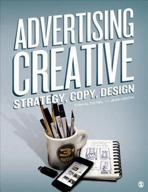 Cover of Advertising Creative