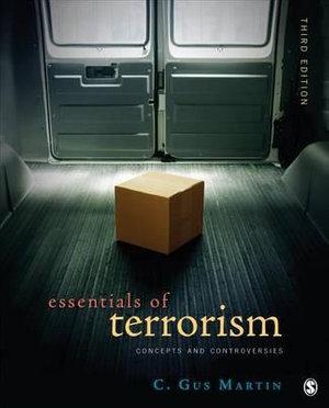Cover of Essentials of Terrorism