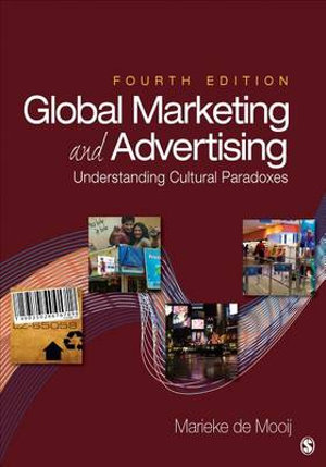 Cover of Global Marketing and Advertising