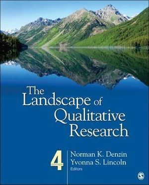 Cover of The Landscape of Qualitative Research