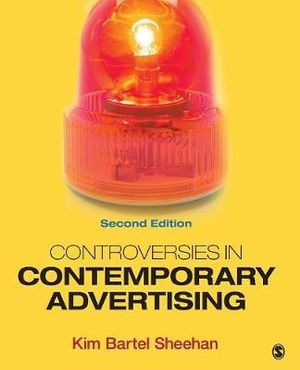 Cover of Controversies in Contemporary Advertising