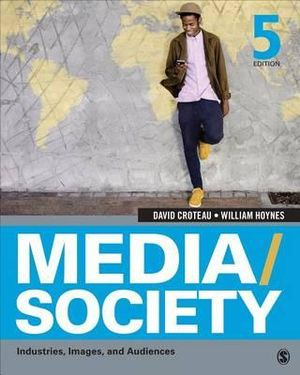 Cover of Media/Society