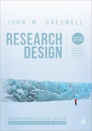 Cover of Research Design (International Student Edition)