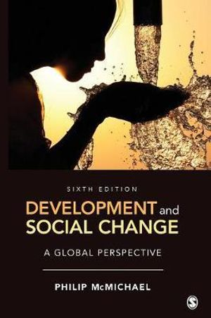 Cover of Development and Social Change