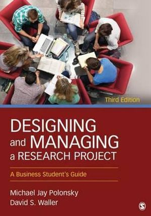 Cover of Designing and Managing a Research Project