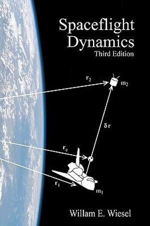 Cover of Spaceflight Dynamics