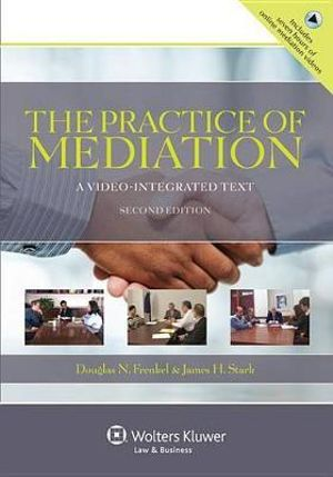 Cover of The Practice of Mediation