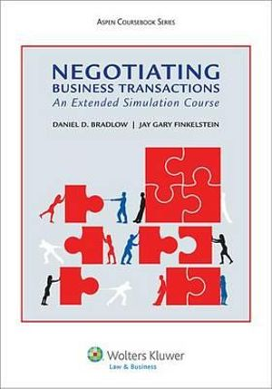 Cover of Negotiating Business Transactions