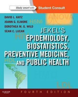 Cover of Jekel's Epidemiology, Biostatistics, Preventive Medicine, and Public Health