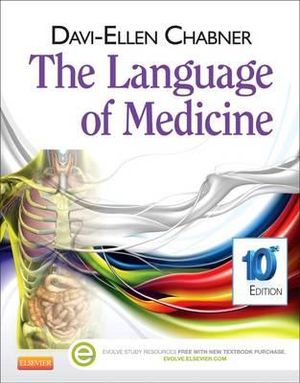Cover of The Language of Medicine