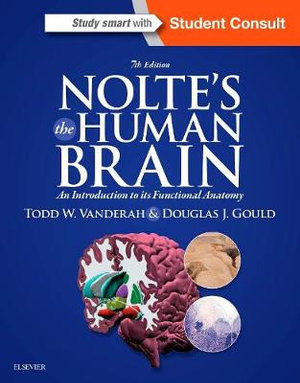 Cover of Nolte's the Human Brain