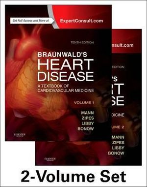 Cover of Braunwald's Heart Disease