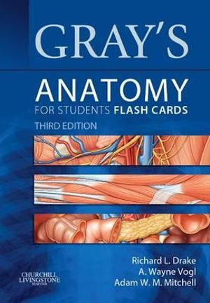 Cover of Gray's Anatomy for Students