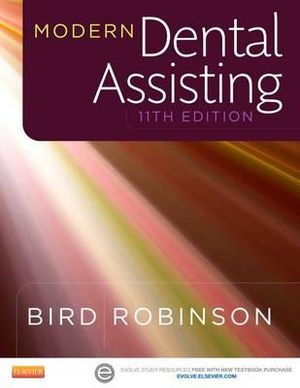 Cover of Modern Dental Assisting