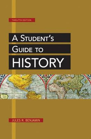 Cover of A Student's Guide to History