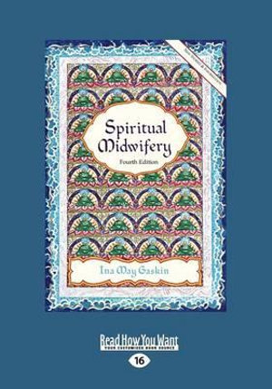Cover of Spiritual Midwifery