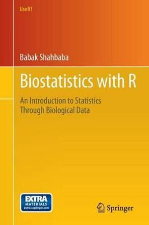 Cover of Biostatistics with R
